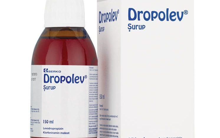 Dropolev şurup